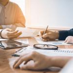 Meet with a financial advisor